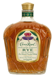 Crown Royal Northern Harvest Rye 750mL Front HR